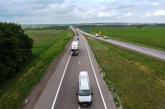 Одобрен проект реконструкции очередного участка на трассе М- 4 «Дон»