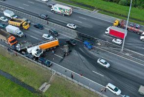 ГИБДД: самое аварийное время на дорогах России – это вечера пятницы и субботы