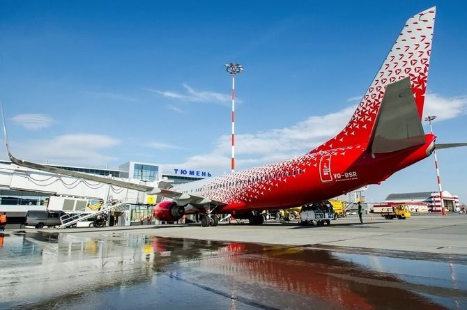 В аэропорту Тюмени появится новая диспетчерская вышка