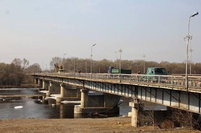 Капремонт моста в Биробиджане снова откладывается и становится дороже