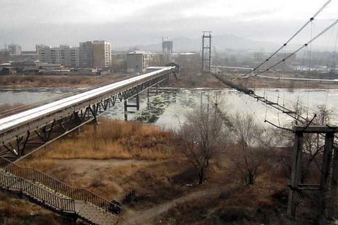 Новый мост через реку Уду построят в столице Бурятии