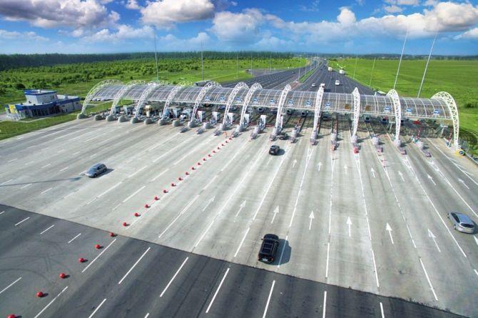 Россия попала в десятку стран с самыми дорогими платными дорогами