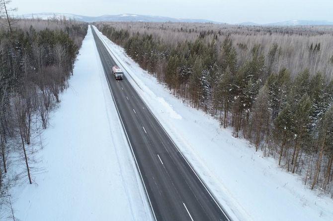 Участок трассы Р-258 «Байкал» в Иркутской области перестроят за 5 миллиардов рублей