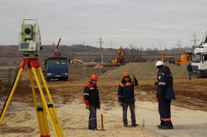 Началось строительство моста через Волго-Донской канал под Волгоградом