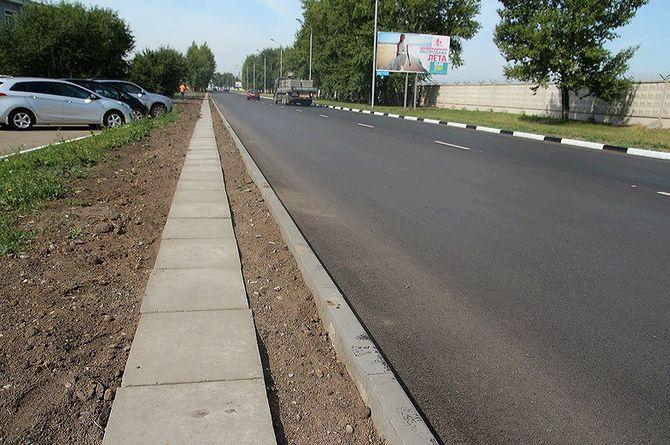 Дорогу-дублёр на Левобережье в Омске построят к декабрю 2020 года