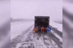 «Дорожникам спасибо сказать надо»: в Росавтодоре прокомментировали нанесение разметки в Оренбурге