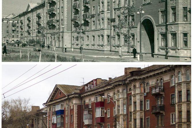 Улица Победы в Самаре. Фото: Алексей Авдейчев
