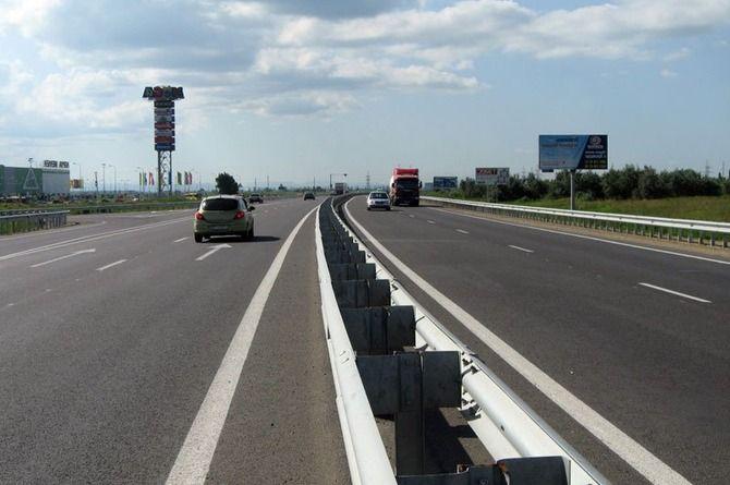 В Краснодарском крае запретят строительство трасс без разделительных барьеров
