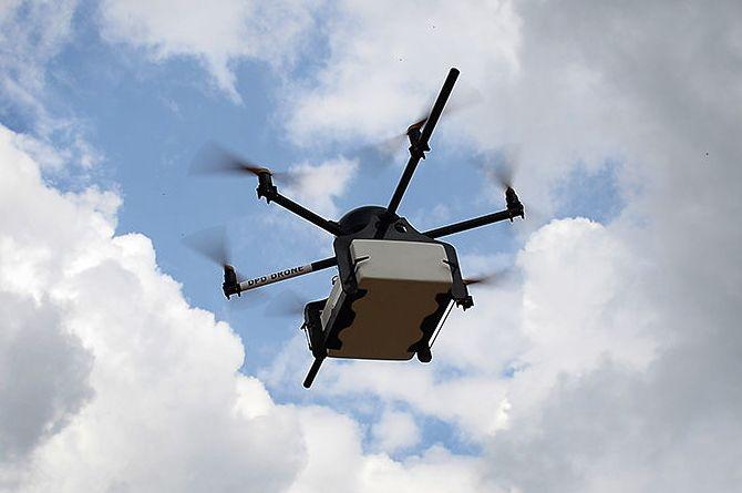 «Аэронет» предложил использовать в Москве дроны для борьбы с распространением коронавируса