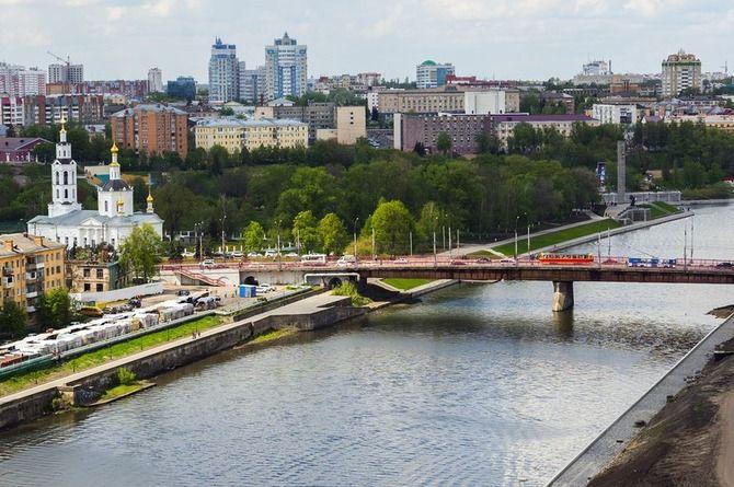 Власти Орла повторно открывают торги на реконструкцию Красного моста