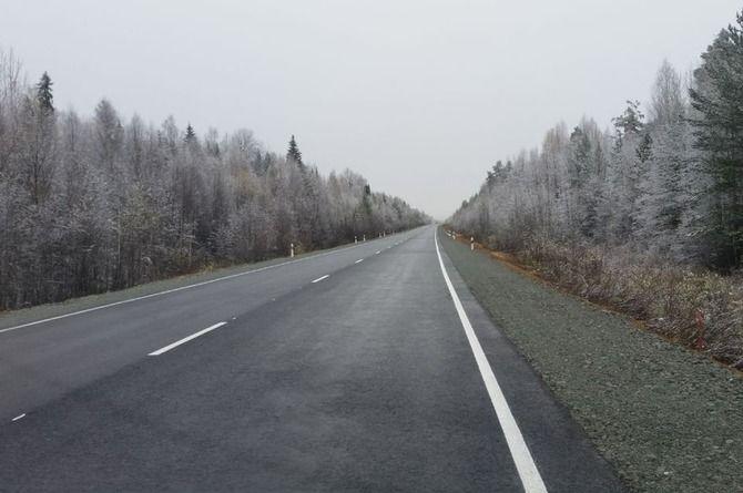 Заключение контракта на ремонт дороги Р-242 за 3,6 миллиарда приостановлено ФАС