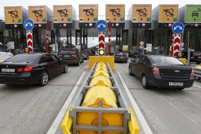 Минтранс представил новые правила оплаты проезда по платным трассам