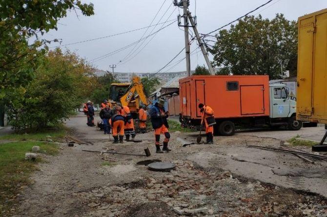 Начался ремонт «самой непроезжей дороги» в стране