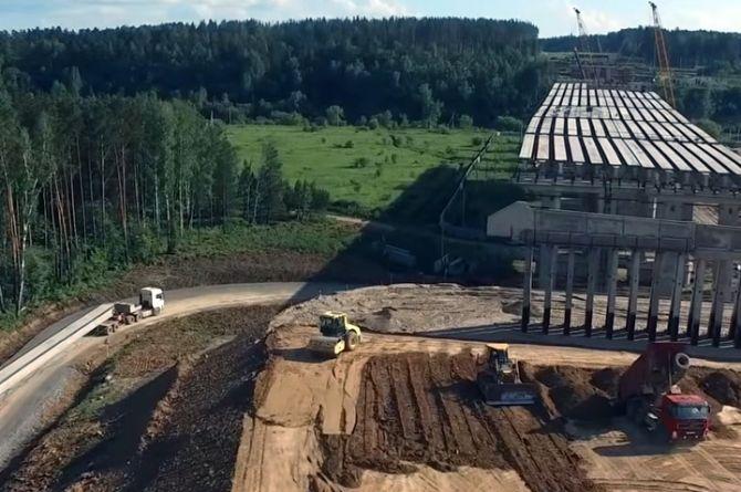 Росавтодор расторгает контракт на строительство Восточного обхода в Новосибирске