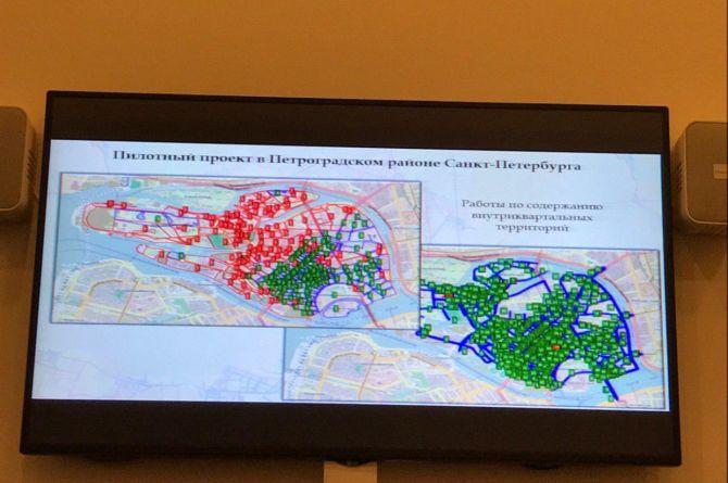 Как в Москве, но лучше: в Петербурге запустят «Дорожную уличную сеть»