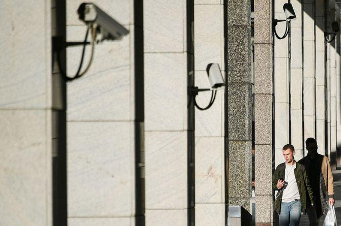Россия – третья в мире по количеству камер видеонаблюдения