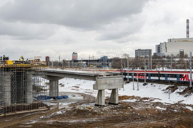 Cобянин: все московские хорды будут готовы к 2023 году