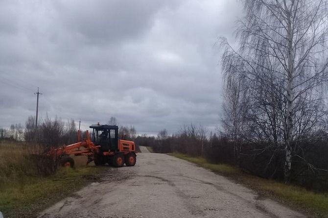 Новая дорога в Рязанской области соединит сёла двух районов