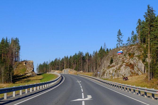 Росавтодор открыл движение по новому участку автодороги А-121 «Сортавала» в Республике Карелия