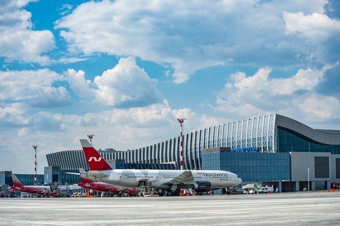 В аэропорту Симферополя появятся новые рулёжные дорожки и расширенный перрон