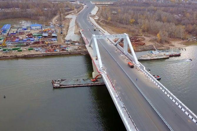 Выбор проектировщика третьей очереди Фрунзенского моста в Самаре перенесли