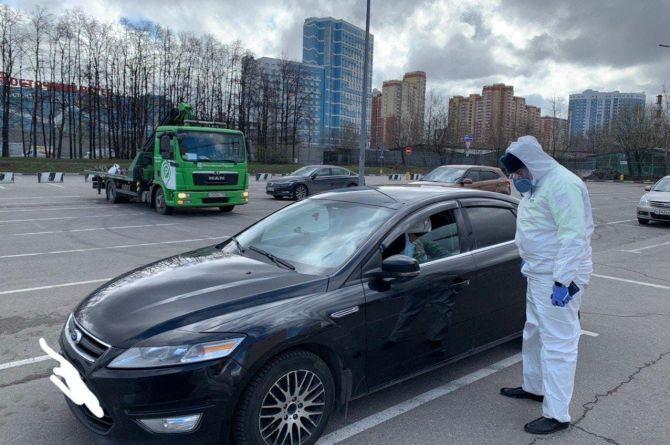 Москва приостанавливает всю деятельность по благоустройству города. И не только