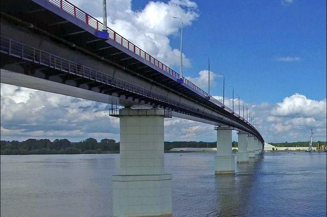 Инвесторы не заинтересованы в платном мосте через Каму в Удмуртии
