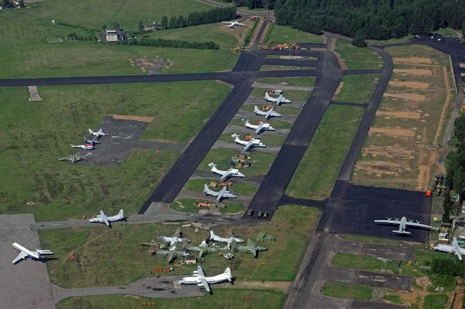 Строительство «газпромовского» аэропорта в Петербурге начнётся в этом году