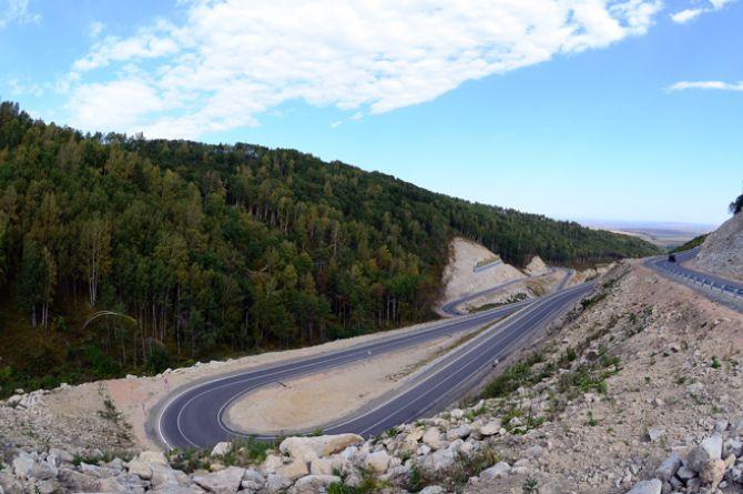 На алтайском курорте построят две дороги за миллиард рублей