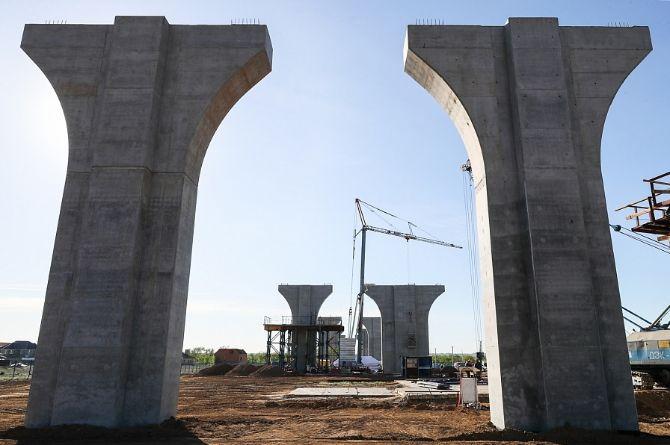 Мост через Волго-Донской канал — ключевой объект обхода Волгограда