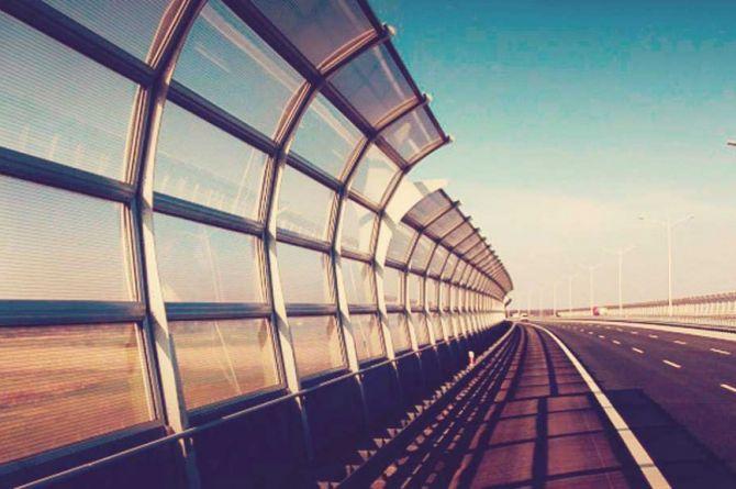 ГК «Автодор» создала полигон для подбора материалов шумозащитных экранов