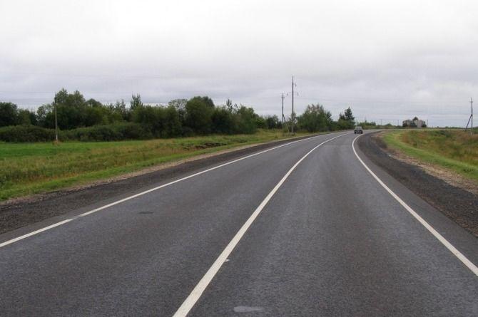Заканчивается ремонт участка дороги Атюрьево — Темников в Мордовии