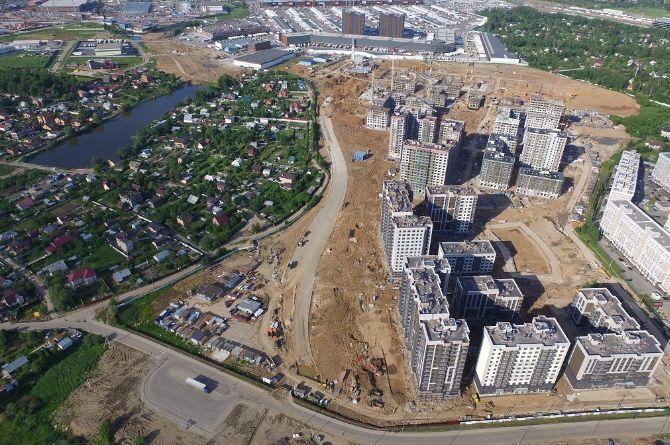 Вторую очередь дороги Мамыри — Пенино — Шарапово в Новой Москве начнут строить в следующем году
