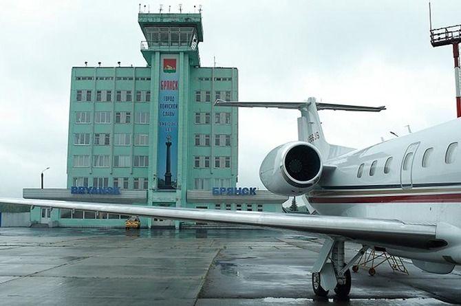 Проект реконструкции аэропорта Брянска был рассмотрен Главгосэкспертизой