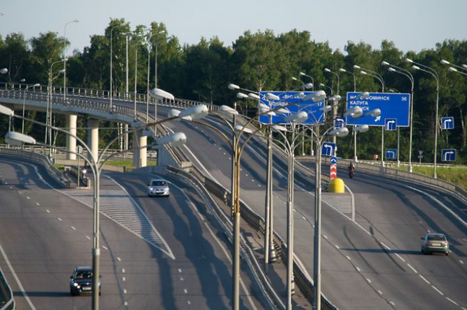 В Подмосковье снижается аварийность – это связывают с оборудованием дорог
