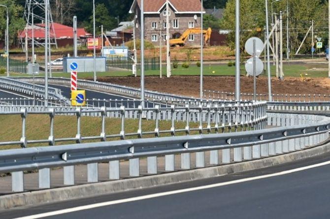 Выездную дорогу из Московского на Киевское шоссе начнут строить в этом году