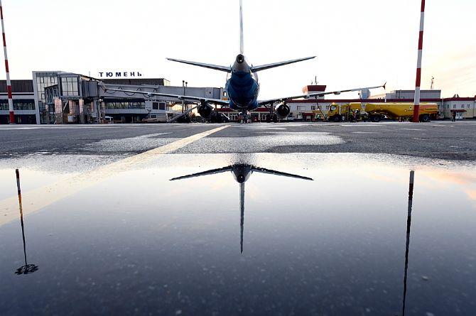 В аэропорту Тюмени построят комплекс для обслуживания аэробусов