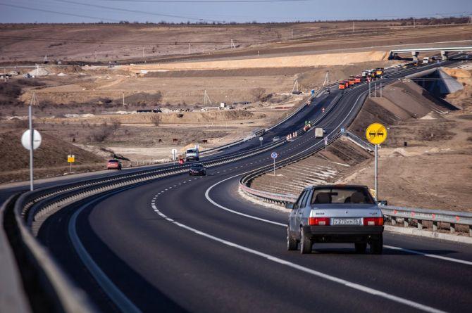 В Крыму выделенные на ремонт Камышового шоссе средства направят на «Тавриду»