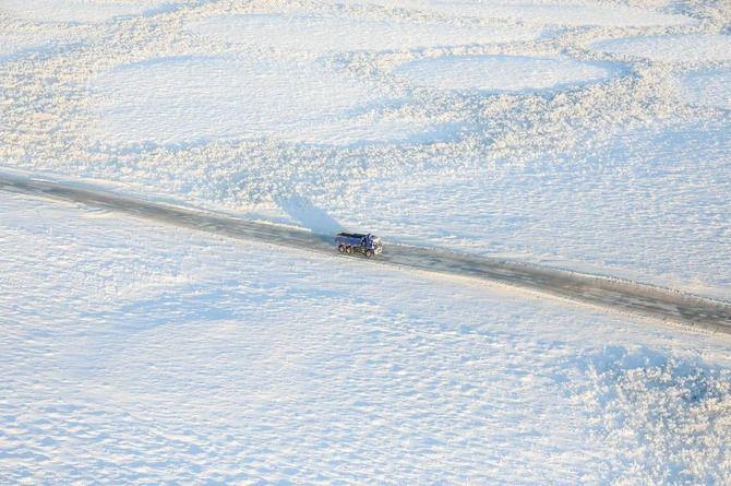 В Ненецком автономном округе ищут подрядчика для строительства дороги за 4,3 миллиарда