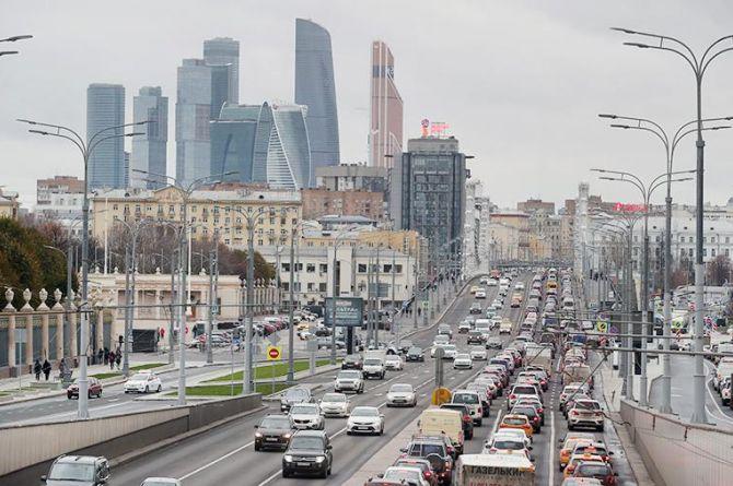 В Москве перевыполнят план по строительству дорог