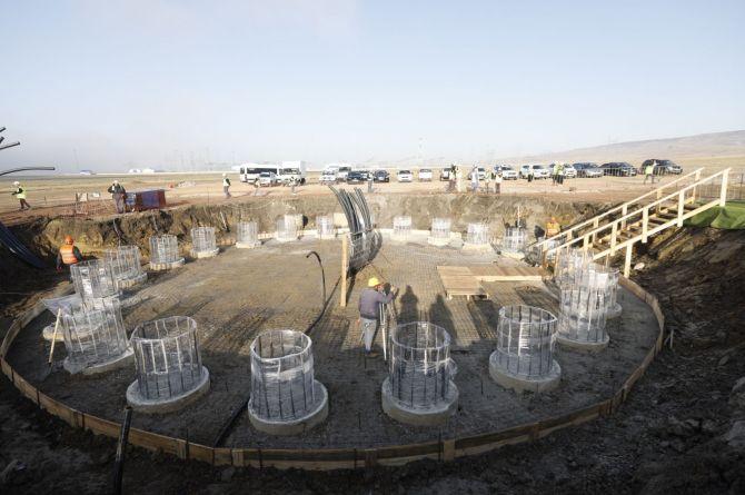 На Ставрополье построят крупнейшую ветроэлектростанцию в России