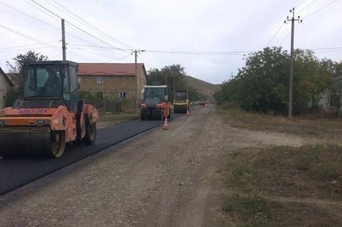 Дорога Симферополь — Ивановка будет отремонтирована за 120 млн рублей