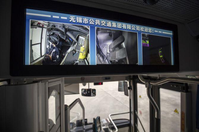 Китайский киберпанк: Huawei разрабатывает датчики, которые позволят дороге «общаться» с автомобилями