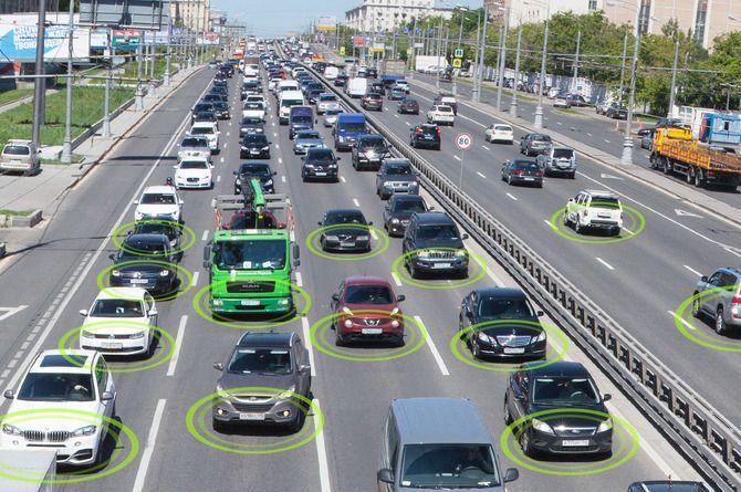 В регионах создают интеллектуальные транспортные системы
