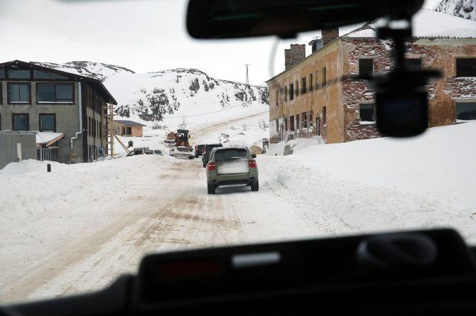35 км дороги до Териберки оценили в 5 миллиардов рублей