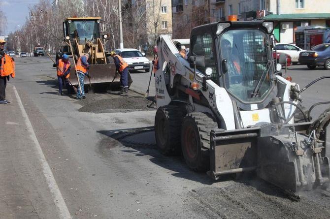 В Братске закончен ремонт дорог в рамках нацпроекта