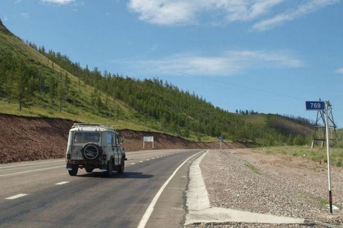 Росавтодор ищет подрядчика для реконструкции участка трассы «Енисей» в Хакасии
