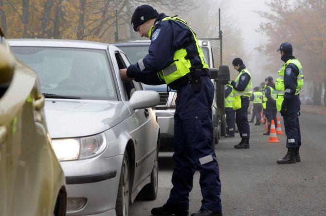 В Эстонии нарушителей скоростного режима будут успокаивать 45-минутной остановкой