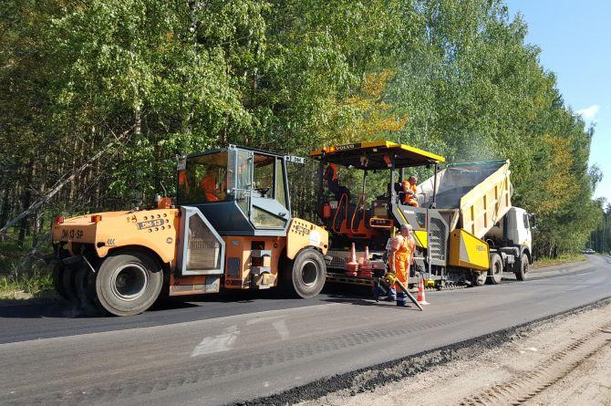 В Нижегородской области по нацпроекту восстановлено более 500 километров дорог