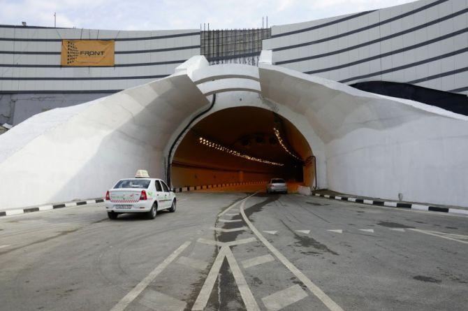 Один из самых длинных тоннелей России закрывается на капитальный ремонт